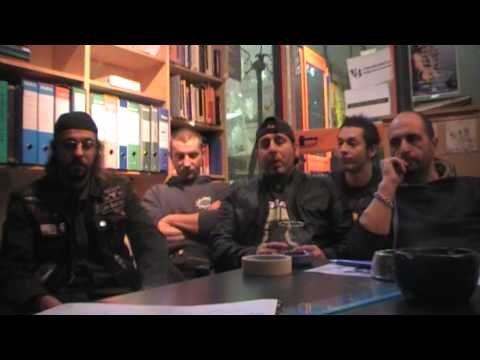 Intervista Brain Dead @ Metal Alliance Fest 2012
