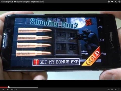 Shooting Club 2 Sniper Gameplay And Review  - Fliptroniks.com
