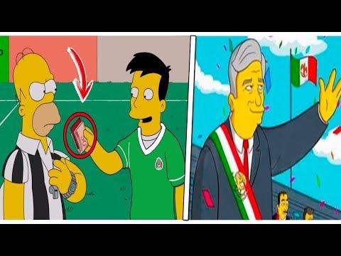 Las 13 predicciones más aterradoras que hicieron Los Simpson