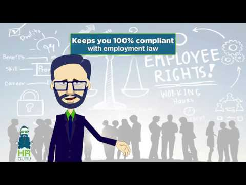 HR Recruitment animated explainer video London