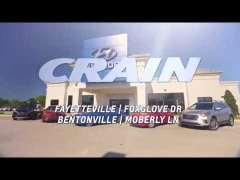 Crain Hyundai Of Bentonville Youtube