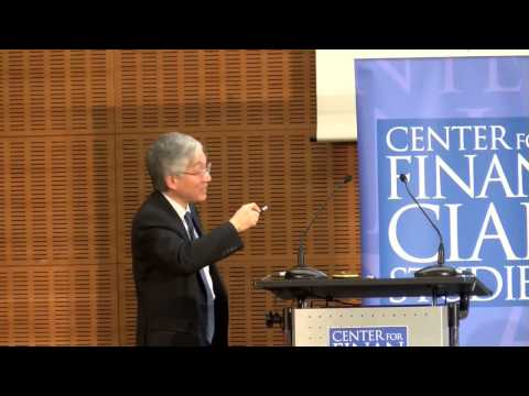 DB Prize 2015 - Nobuhiro Kiyotaki - Workshop on Financial Crises