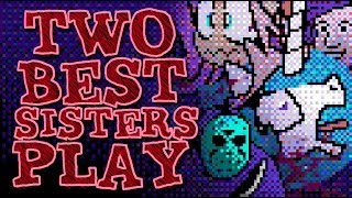 Two Best Sisters Play - Friday the 13th