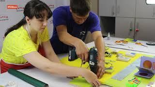 бизиборд для детей своими руками. Подробная инструкция по сборке busyboard