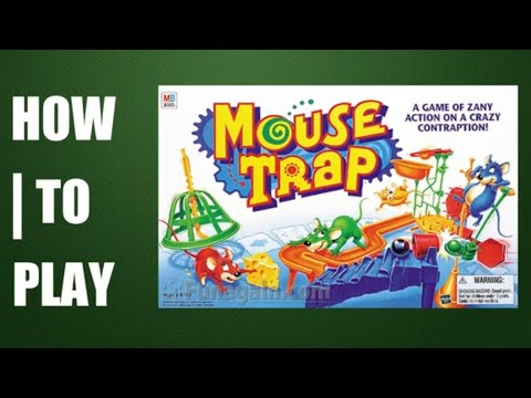 How To Play Mouse Trap Board Game