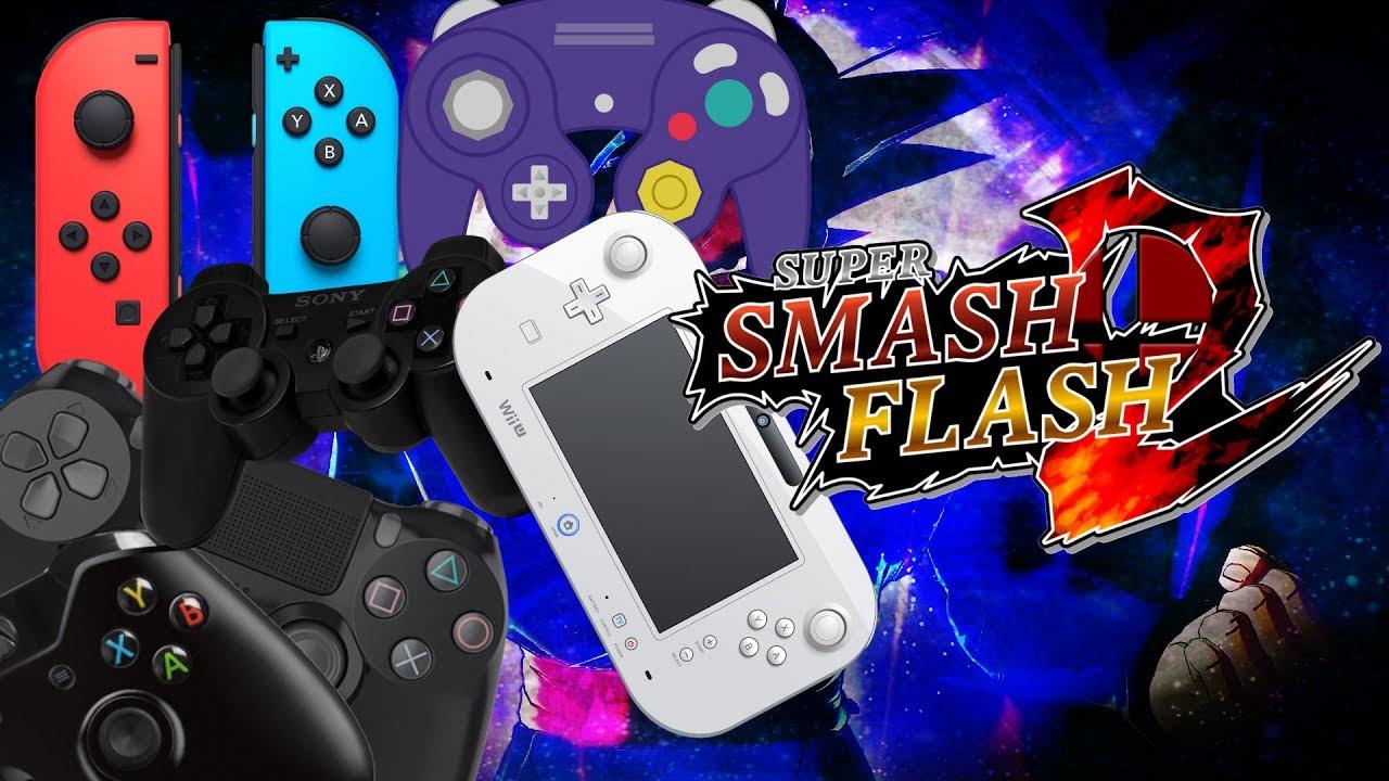 Super Smash Flash 2 Unblocked SSF2 - Run 3 **TOKUGAMES**