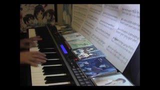 [Suara] 悲しみの夜明け前 (kanashimino yoakemae) arranged for piano