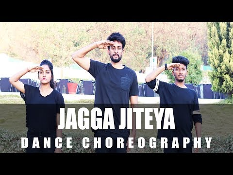 Jagga Jiteya | Dance Cover | Uri   The Surgical Strike | Daler Mehndi, Dee MC, Shashwat Sachdev