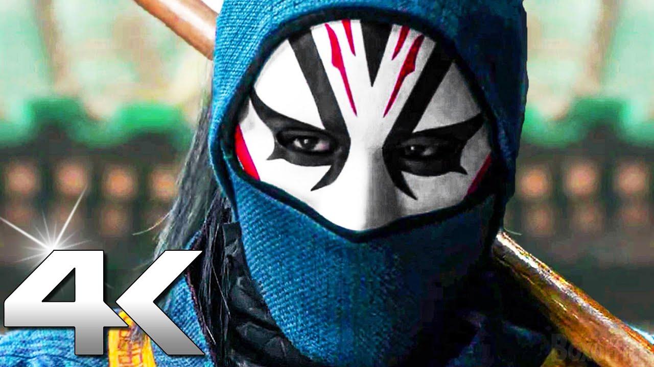 Download SHANG-CHI Trailer (4K ULTRA HD) Marvel
