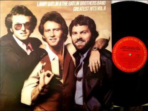 All The Gold In California , Larry Gatlin & The Gatlin Brothers Band , 1979 Vinyl