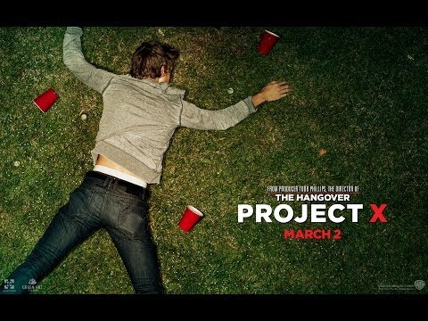 """Project X Soundtrack - The XX """"Intro"""""""