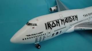 Video IRON MAIDEN ED FORCE ONE   REVELL 1:144 download MP3, 3GP, MP4, WEBM, AVI, FLV Agustus 2018