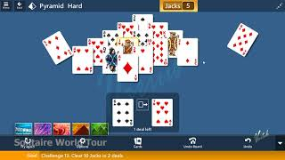 Solitaire World Tour #13 | August 31, 2019 Event