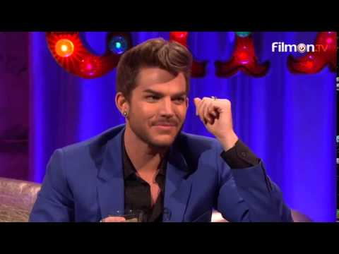 2015-06-05 Adam Lambert on Chatty Man