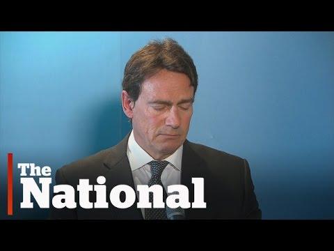 Pierre Karl Péladeau quits as Parti Québécois leader