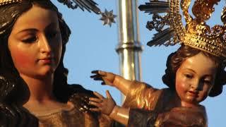 Subida de la Virgen de las Nieves en Dílar