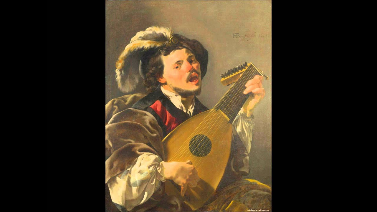 English lute music of the renaissance - YouTube