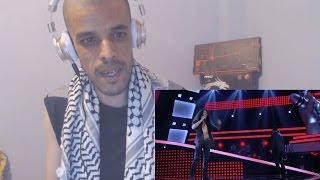 REACTION: Back In Black AC/DC THE VOICE 2016 Night Witawat + Kong Saharat Thailand (cover)