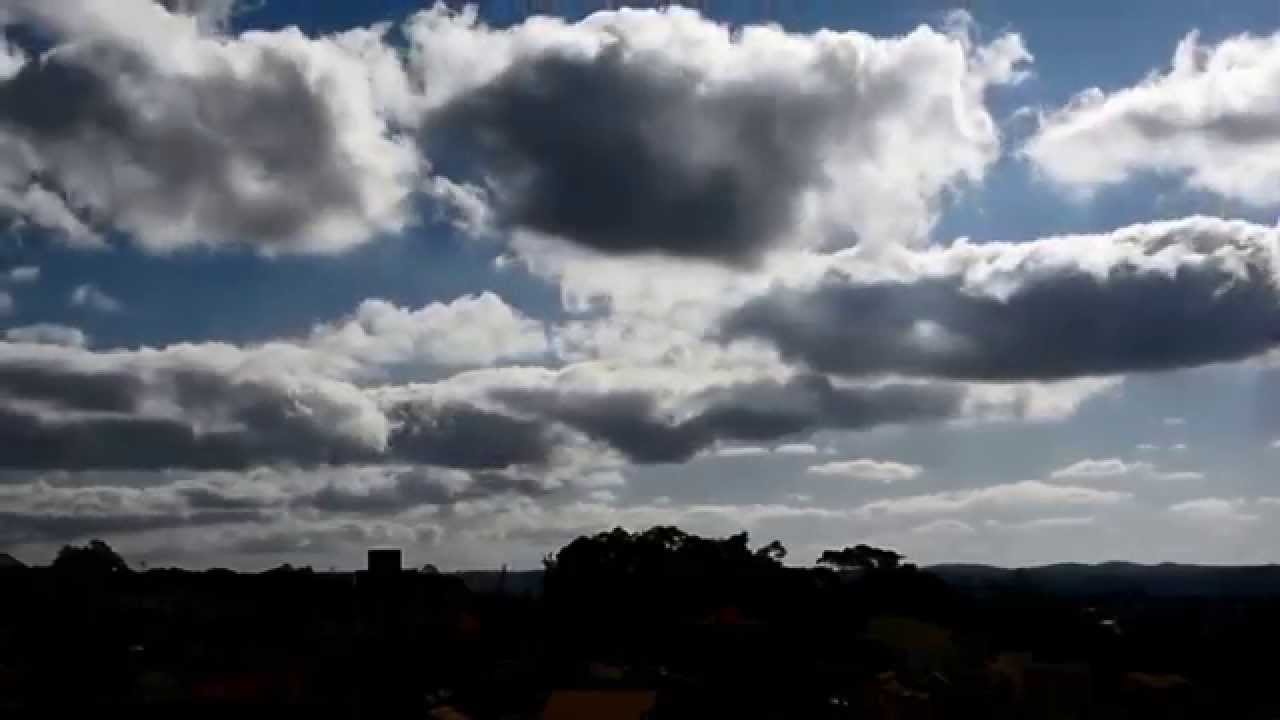 Relaxing With Pictures Of Clouds And Sky