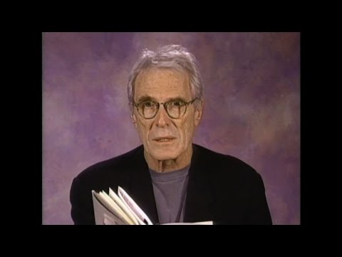 Poet Mark Strand reads 'A Suite Of Appearances: 4'