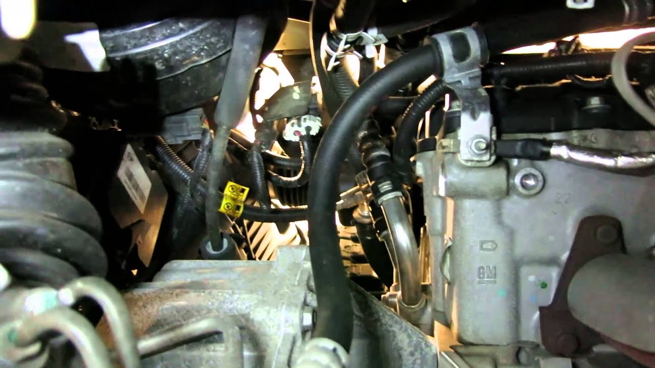 small resolution of enclave steering gear removal part 1 youtube rh youtube com gmc acadia power steering hose replacement 2012 chrysler 200 front diagram