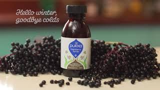 Elderberry Syrup Sting