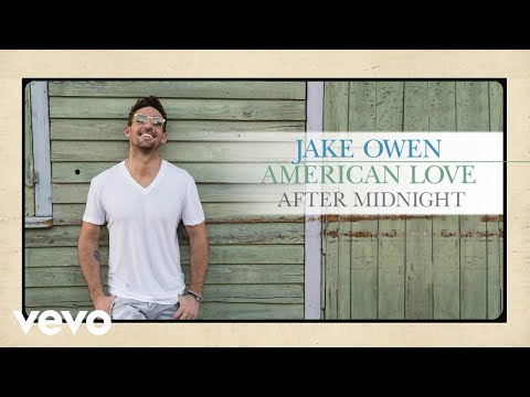 Jake Owen  After Midnight Audio