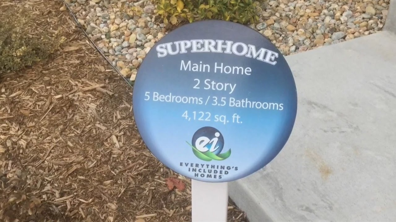 New Homes & Real Estate in Parker Colorado - The Superhome by Lennar at Sierra Ridge - NextGen