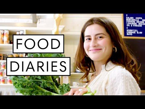 Everything Zero-Waste Expert Lauren Singer Eats in a Day | Food Diaries | Harper's BAZAAR