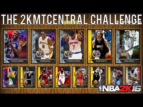 NBA 2K16 Rebuilding Challenge #14: The 2KMTCentral Draft Challenge!