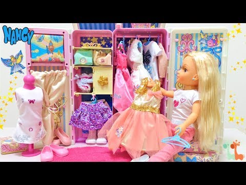 ナンシーちゃん 妖精のクローゼット / Nancy Wardrobe dressing room of Fairy Tale  , Closet