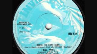 Freda Payne - Bring the Boys Home