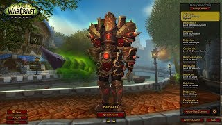 Bajheera - 🔴[LIVE] CHARACTER DELETION: Arms Warrior 3-Million Crits - WoW Legion 7.2.5
