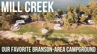 Our Favorite Branson-Area Campġround // Mill Creek [EP 35]