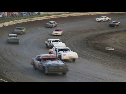 Hobby Stock A Feature Part 2 @ Eagle Raceway on 07/06/2019