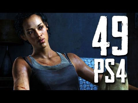 Last of Us Remastered PS4 - Walkthrough Part 49 - Saint Mary's Hospital