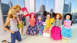ПОБЕДИЛА В КОНКУРСЕ С ЧУЖОЙ КОПИЛКОЙ Мультик #Барби Сериал Про Школу #Куклы Игрушки