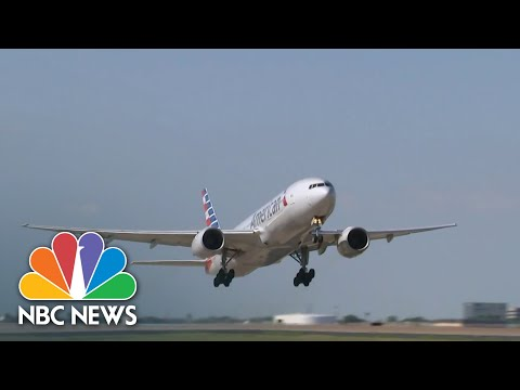 Airlines Scramble With Unexpected Rush Of Passengers