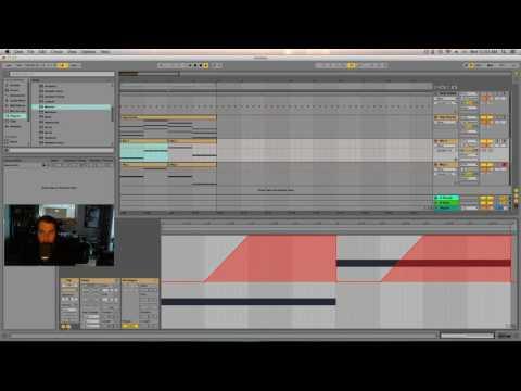 Production Tutorial #2 - Harmonized Pitch Bending (PITCH BEND LIKE RATATAT)