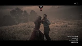 Red Dead Redemption 2   FIGHT NIGHT