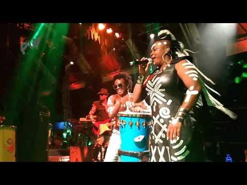 Timbalada século XXI, primeiro show. Beija Flor. 12/08/2017