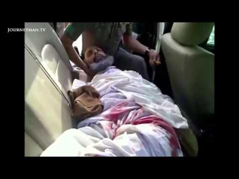 Sheikh Nimr's Arrest
