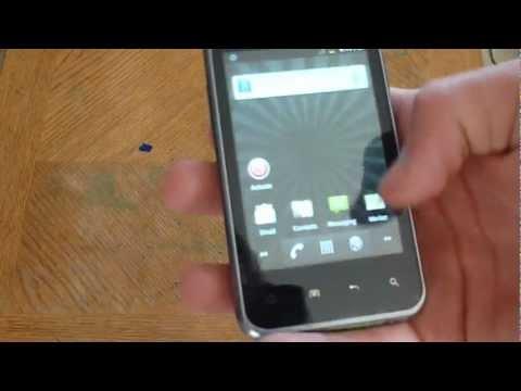 LG Optimus Elite Unboxing - Virgin Mobile
