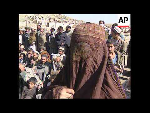AFGHANISTAN: INHABITANTS TOO POOR TO BUY AVAILABLE FOOD UPDATE