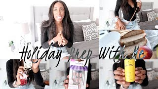 VLOG - HOLIDAY HAUL & BARCELONA PREP - GET READY WITH ME FOR A HEN WEEKEND | Style With Substance