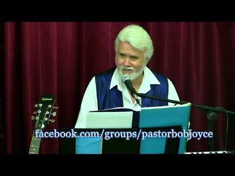 He Touched Me Sung By Pastor Bob Joyce at www bobjoyce org