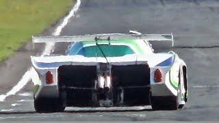 Jaguar XJR-5 IMSA GTP - Pure V12 Sound!