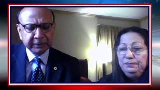 Video: Muslim Gold Star Parents Speak Out Against Donald Trump's Disparaging Comments thumbnail