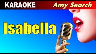 Karaoke - ISABELLA Amy Search - Lagu Pop Malaysia Slow Rock - Nostalgia Tembang Kenangan