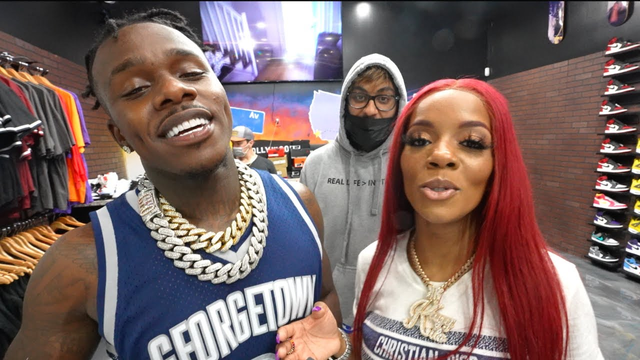 DaBaby INVADES COOLKICKS